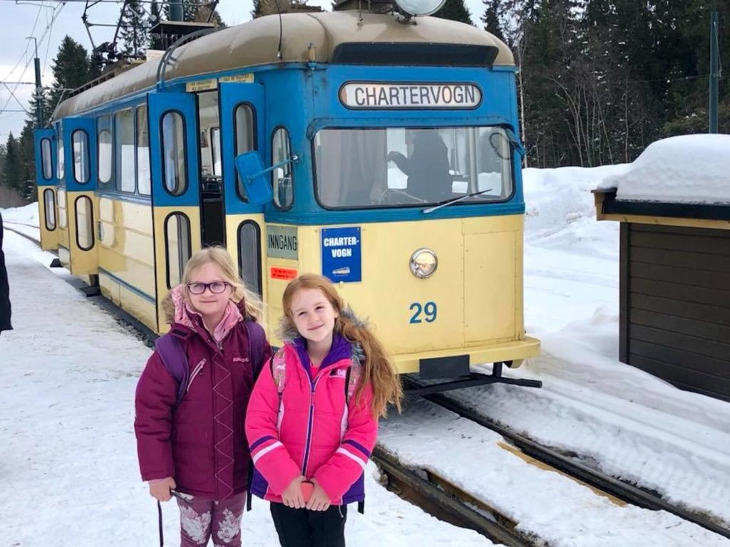 norway tram